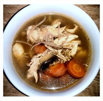 Medicine soup