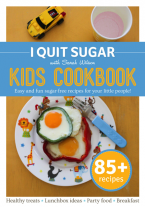IQS Kids cookbook