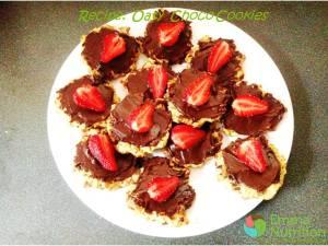 Oaty Choco Cookies